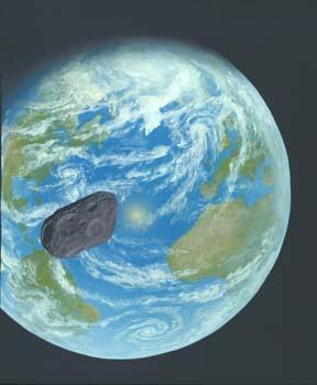 Onoho dne před 65 milióny lety...