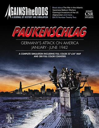 """Operace """"Paukenschlag"""""""