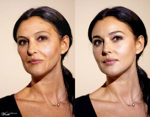 Jak budou vypadat slavné celebrity ve stáří?